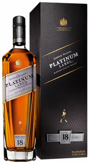 John Walker & Sons Platinum Label 18 Years Old фото