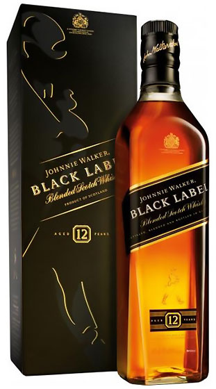 John Walker & Sons Black Label 12 Years Old фото
