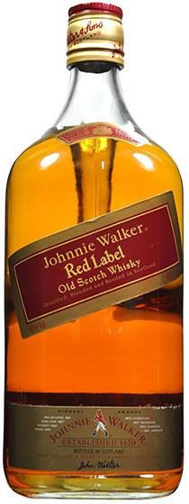 John Walker & Sons Red Label 3 Years Old 2 liters фото