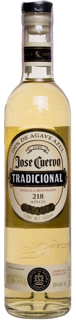 Jose Cuervo Tradicional Reposado фото