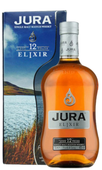 Jura Elixir 12 Years Old фото