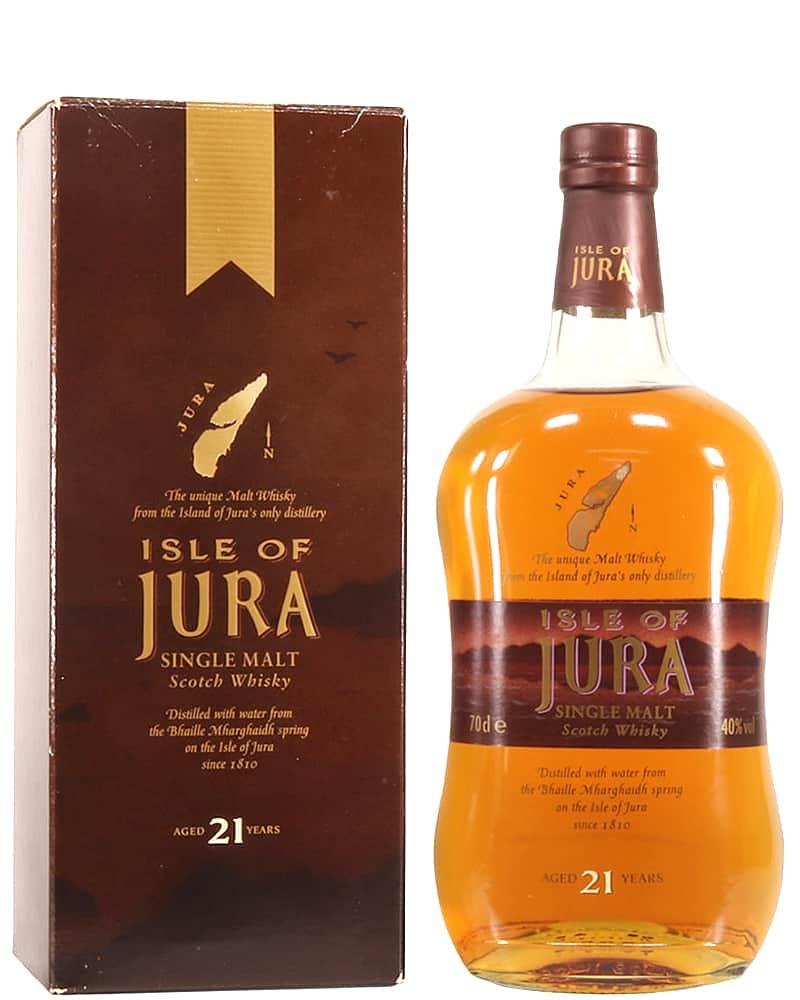 Jura Isle of Jura 21 Years Old, Release 2005 фото