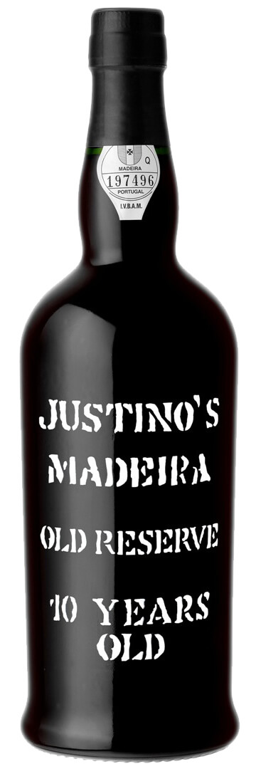 Justino's Madeira Old Reserve 10 Years Old фото