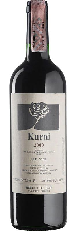 2000 Kurni Marche Rosso фото