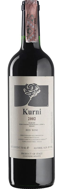 2002 Kurni Marche Rosso фото