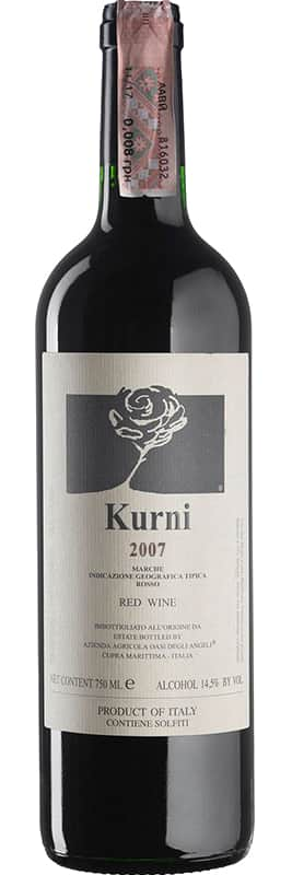 2007 Kurni Marche Rosso фото