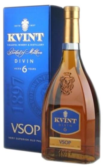 Kvint Divin VSOP 6 Years Old фото