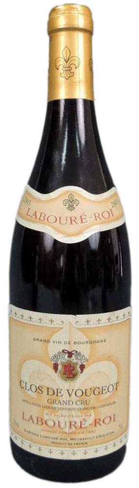 2004 Laboure-Roi Clos de Vougeot Grand Cru фото