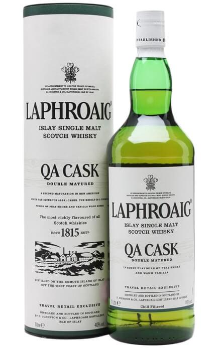 Laphroaig Qa Cask 1 liter фото