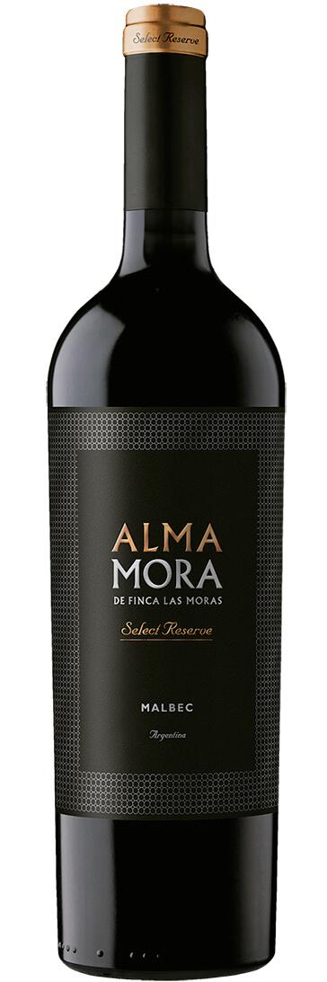 Las Moras Alma Mora Malbec Select Reserve фото
