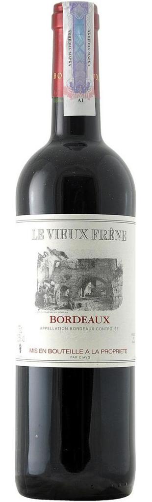 Chateau Vieux Frene «Le Vieux Frene» Bordeaux фото