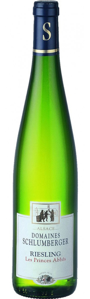 2007 Domaines Schlumberger Riesling Les Princes Abbes фото