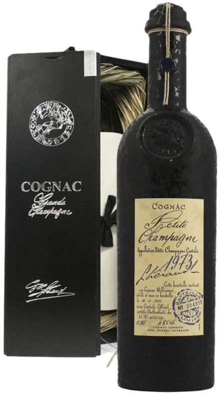 1973 Lheraud Petite Champagne фото