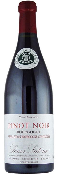 2018 Louis Latour Bourgogne Pinot Noir фото