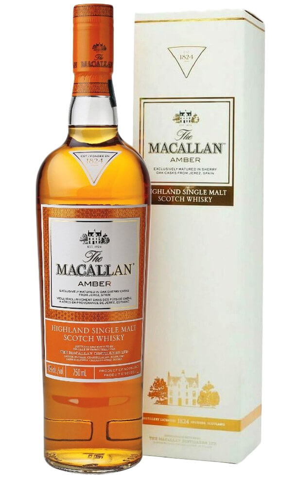 Macallan Amber 1824 Series фото