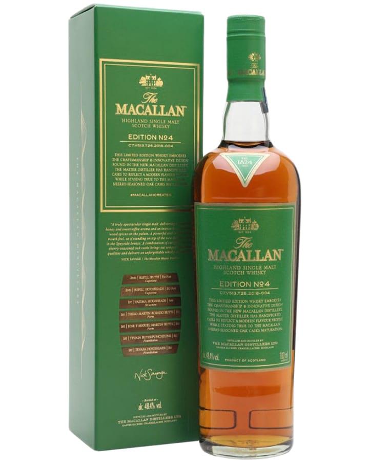 Macallan Edition No. 4 фото