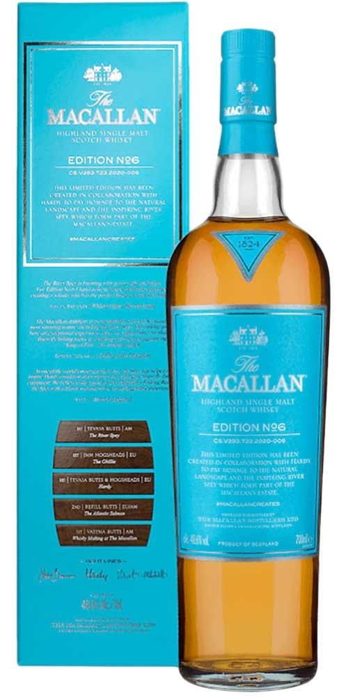 Macallan Edition No. 6 фото