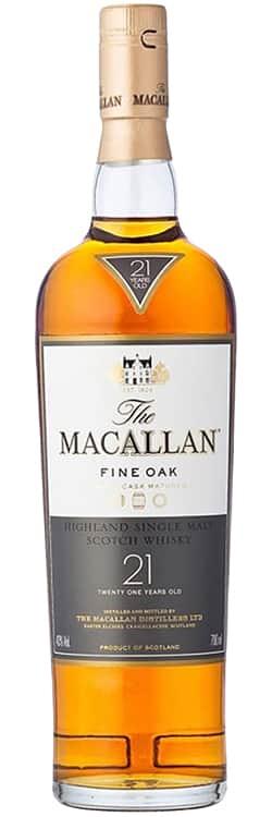 Macallan Fine Oak 21 Years Old, Release 2008 фото