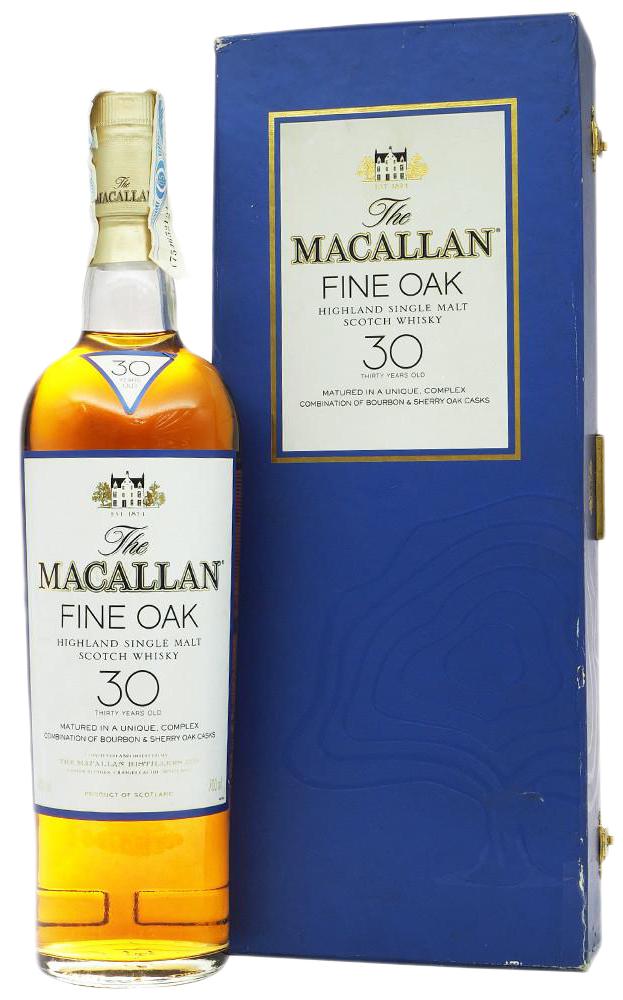 Macallan Fine Oak 30 Years Old, Release 2005 фото