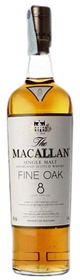 Macallan Fine Oak 8 Years Old фото