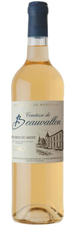 Maison Bouey Comtesse de Beauvallon Saint Croix du Mont фото