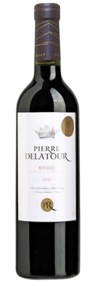 Maison Bouey Pierre Delatour, Medoc фото