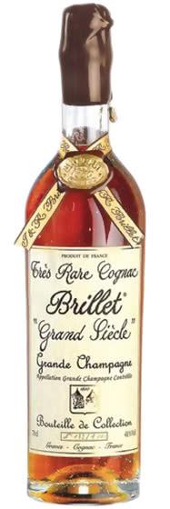 Maison J.R. Brillet Grand Siecle Grande Champagne фото