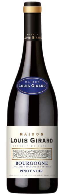 Maison Louis Girard Bourgogne Pinot Noir фото