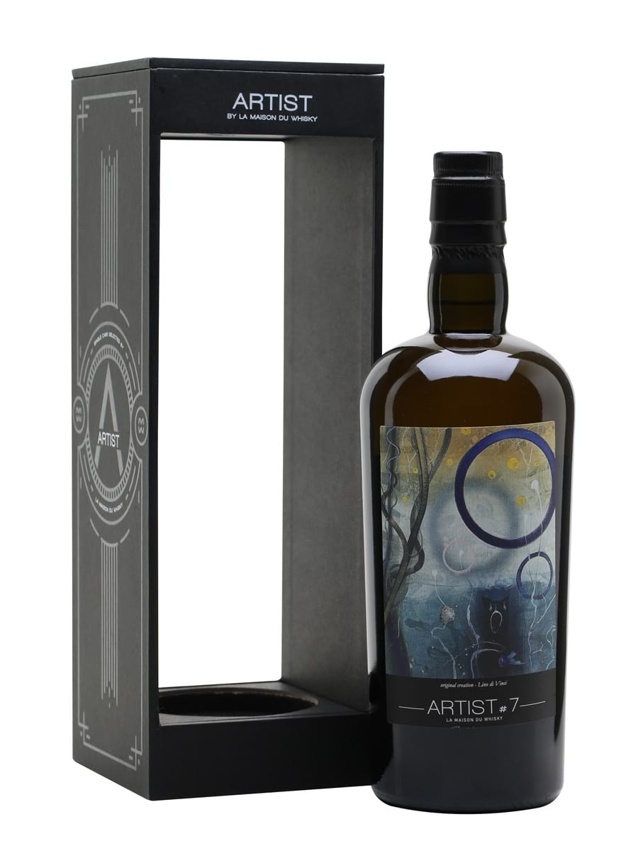 Maison du Whisky Artist 7 Caol Ila 20 Years Old фото