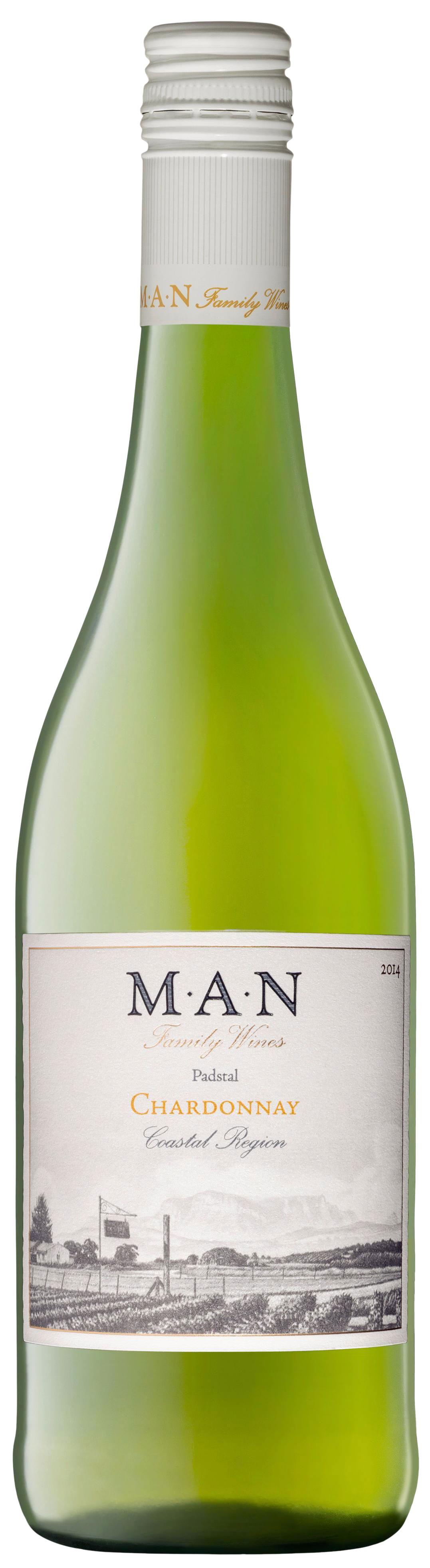 2016 Man Chardonnay Padstal фото