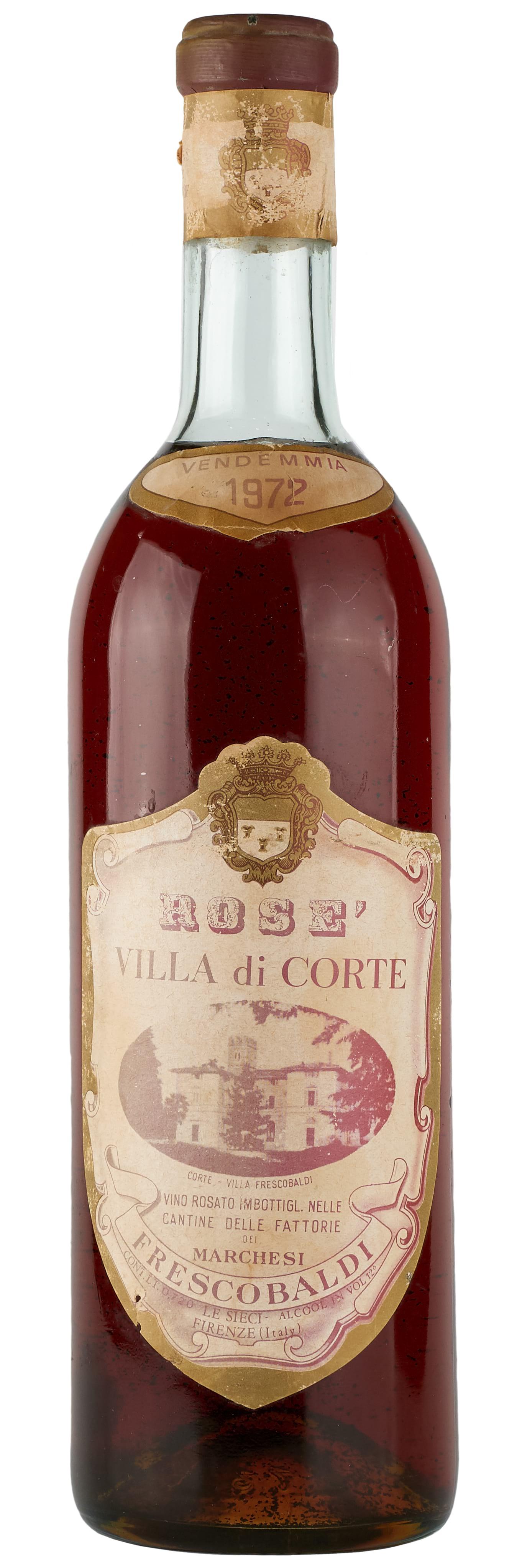 1972 Marchesi de' Frescobaldi Villa Di Corte Rose фото