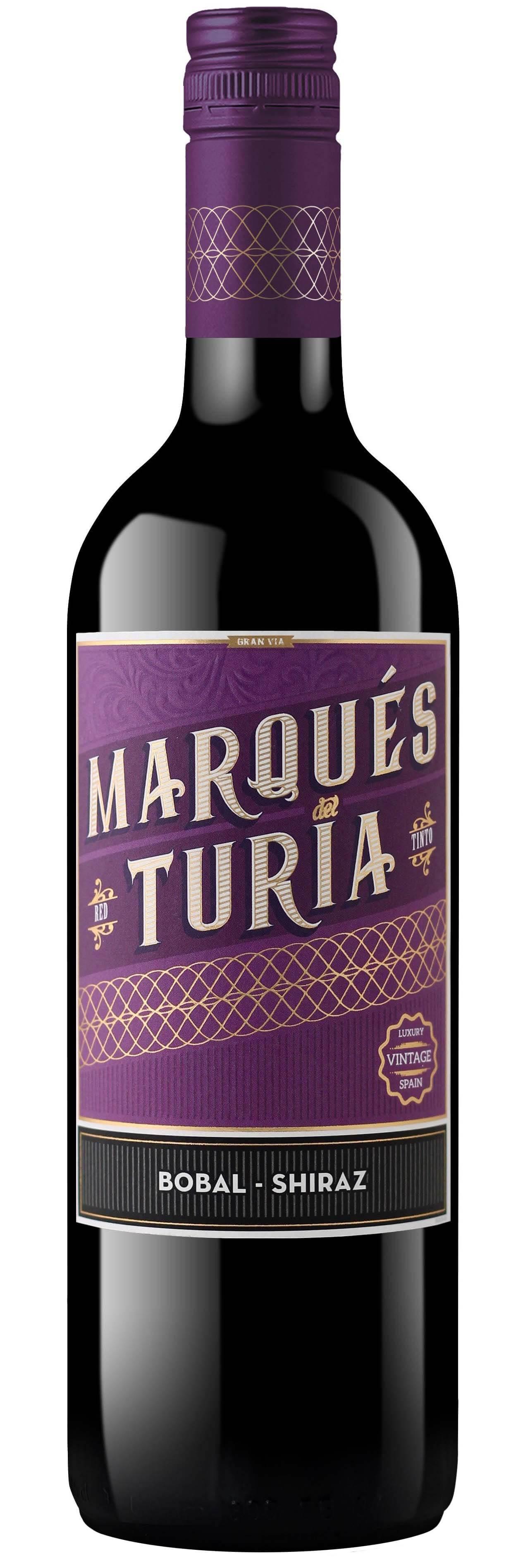 Marques del Turia Bobal-Shiraz фото