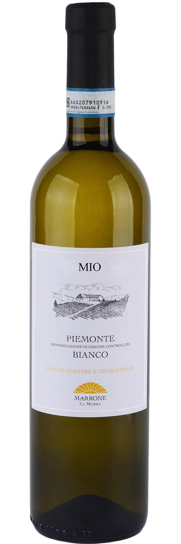 2017 Marrone Mio Piemonte Bianco фото