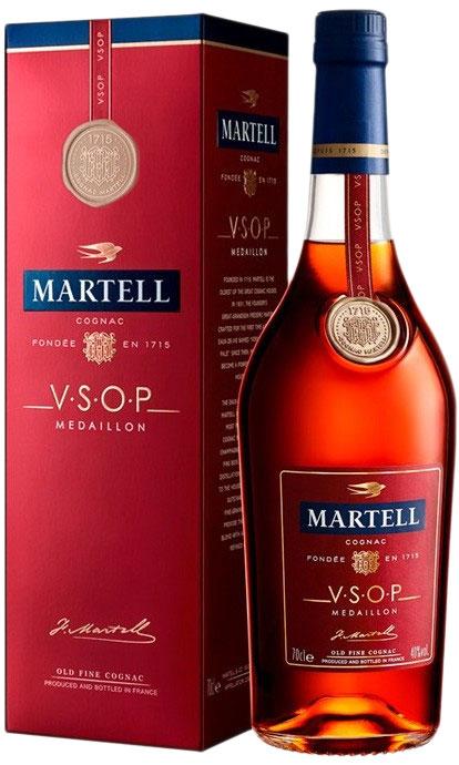 Martell Medaillon VSOP фото