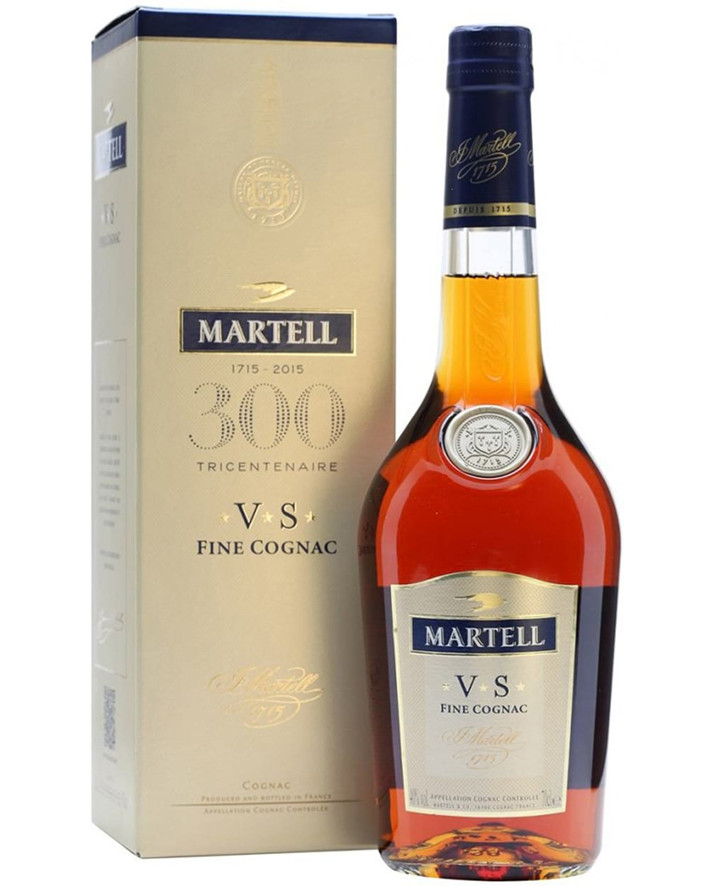 Martell VS 1 liter фото