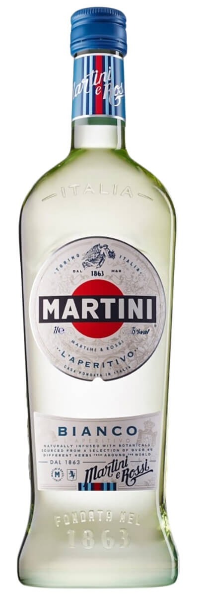 Martini Bianco 1 liter фото