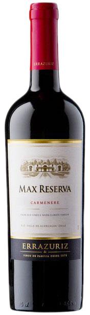 2015 Max Reserva Carmenere фото