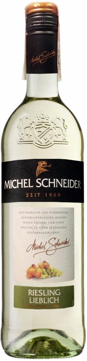 2017 Michel Schneider Riesling Lieblich фото