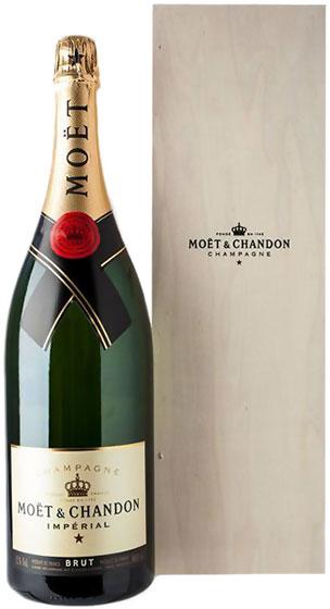 Moet & Chandon Brut Imperial (Jeroboam) 3 liters фото