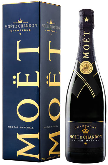 Moet & Chandon Nectar Imperial фото