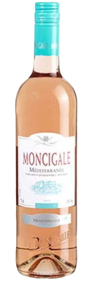 Moncigale Mediterranee Rose фото