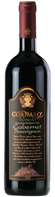 Cornaro Cabernet Sauvignon, Veneto IGT фото