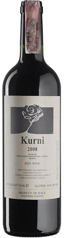 2008 Kurni Marche Rosso фото