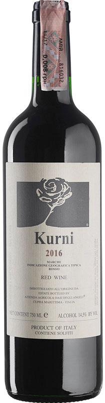 2016 Kurni Marche Rosso фото