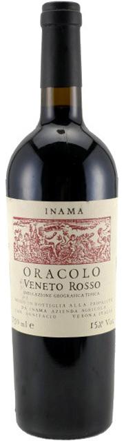 2000 Inama Oracolo Rosso Veneto фото