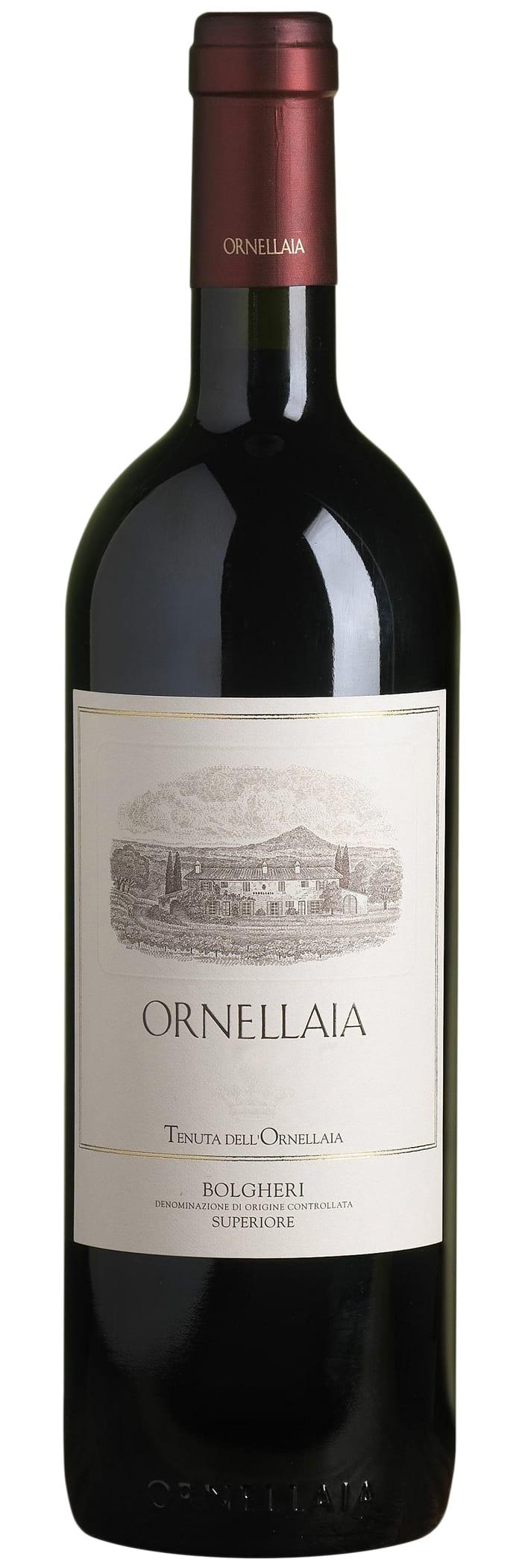 2002 Ornellaia Bolgheri Superiore фото