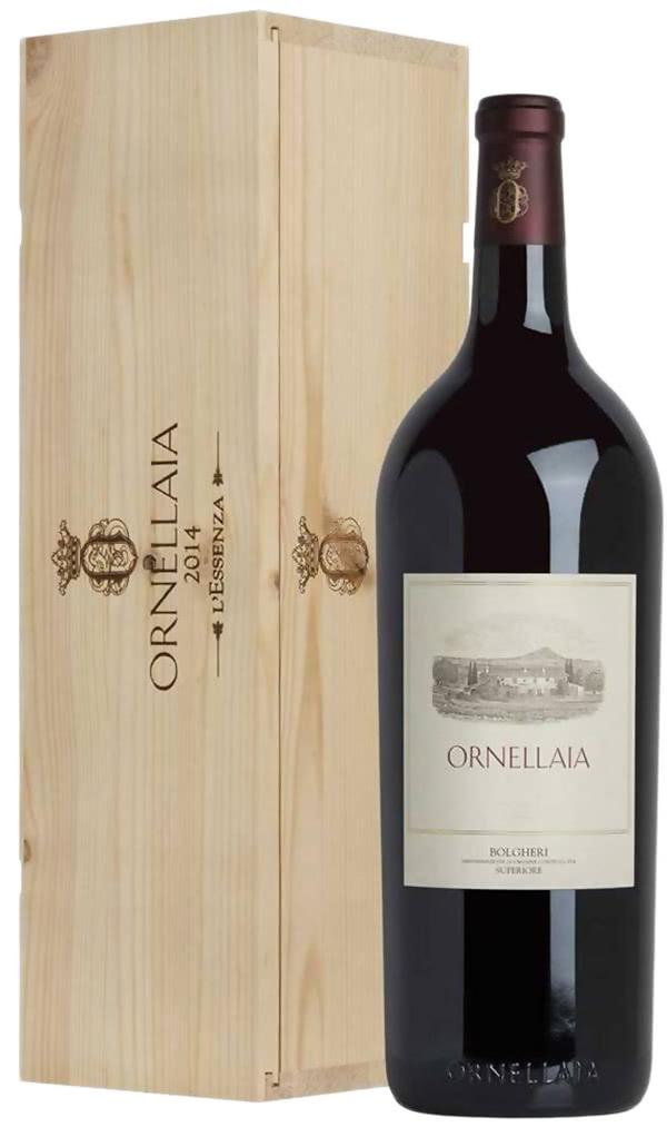2014 Ornellaia Bolgheri Superiore 1.5 liter фото