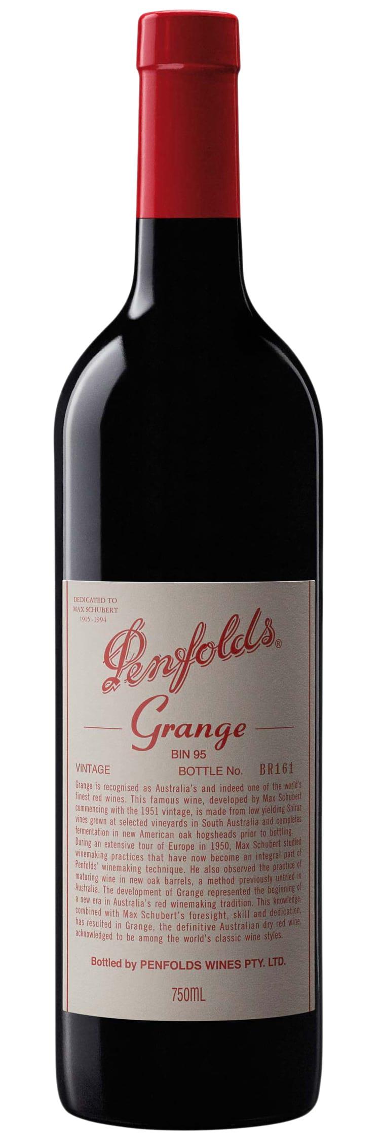 2014 Penfolds Grange Bin 95 фото
