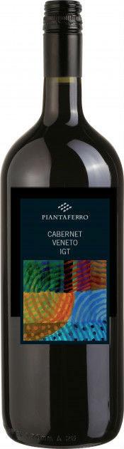 Piantaferro Cabernet Veneto 1.5 liter фото