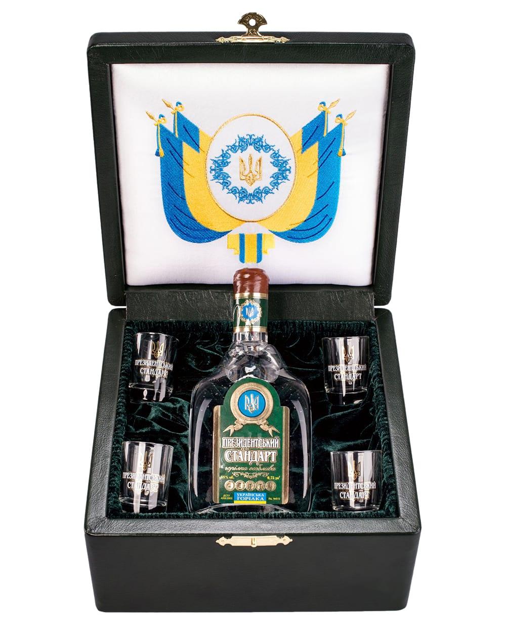 ЖЛВЗ Президентский Стандарт подарочный музыкальный короб фото